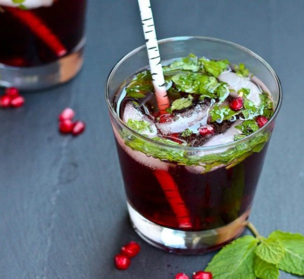 pomegranate mojito recipe