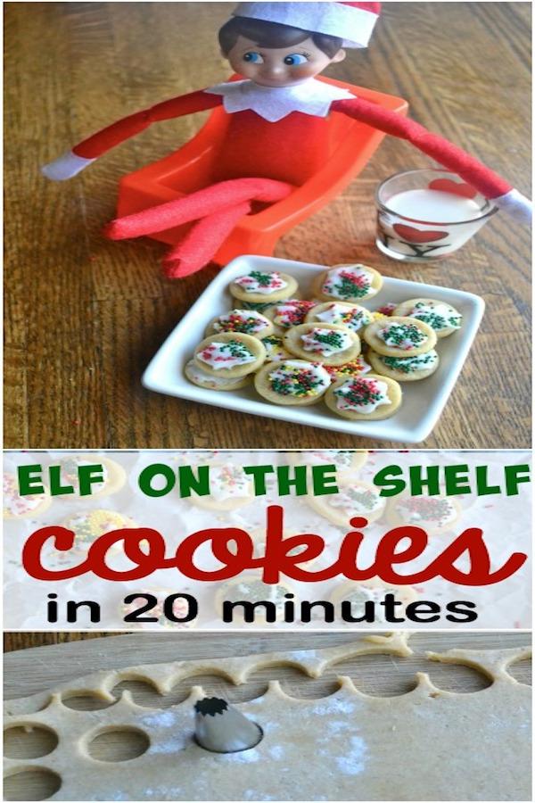 Elf-On-the-Shelf-Cookies