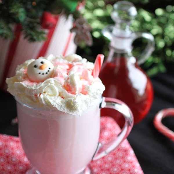 peppermint steamer