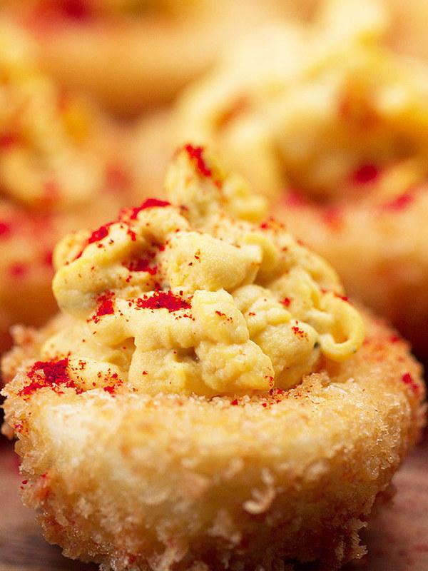 Fried Deviled Eggs Food Network