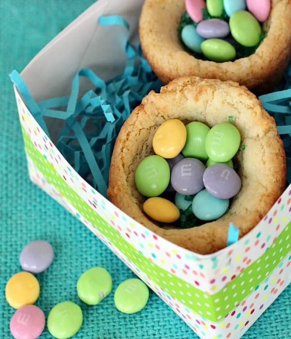 cookie cups square