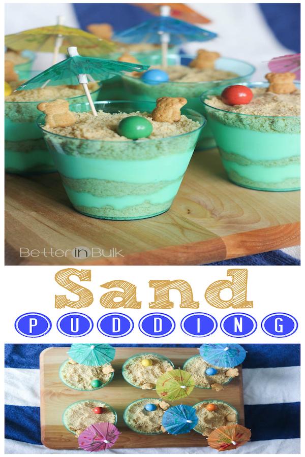 Sand-pudding