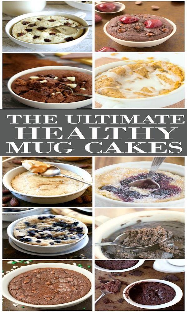 how to make a healthy mug cake