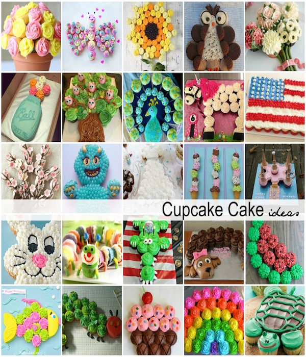 cupcake craft ideas pull apart cupcake ideas edible crafts 1823