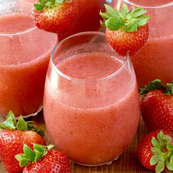 strawberry daquiri sangria