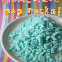 Homemade Pop Rocks