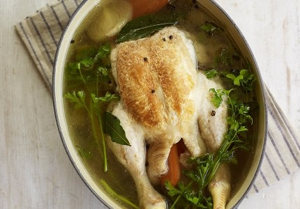 One Pot – Poached Chicken