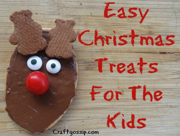 Easy Reindeer Christmas Cookies