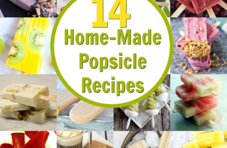 14 Popsicle Recipes You Can Make At Home