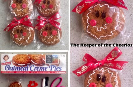 Easy Christmas Cookie Gifts