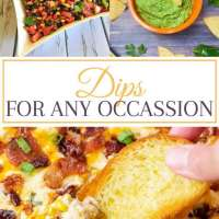 Easy Home-made Dips For Any Occasion