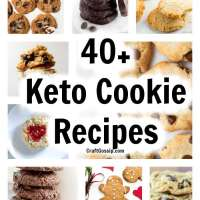 40+ Easy Keto Cookies