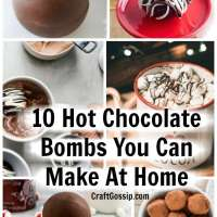 10 Hot Chocolate Bombs You Can Make At Home