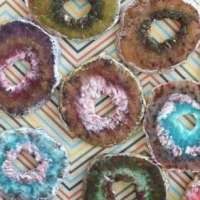 How To Make Edible Candy Agate Slices