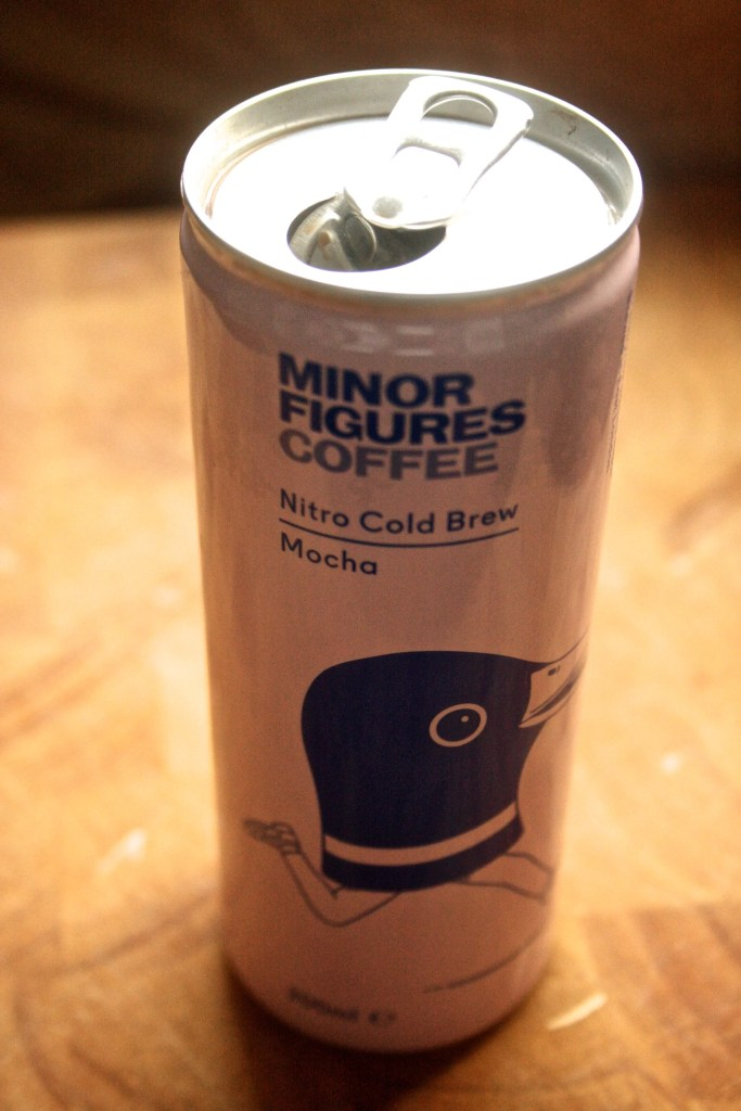 vegan cold brew coffee by minor figures review
