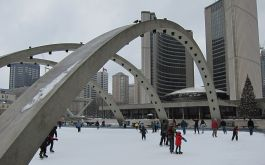 From Nathan Phillips Square: http://www1.toronto.ca/parks/prd/facilities/complex/1089/index.htm