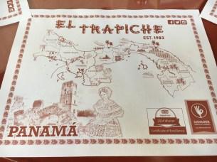 Panama and its provinces
