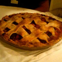 Recipe: Buckle-berry Pie