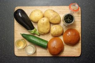 1. Vegetable Ingredients +