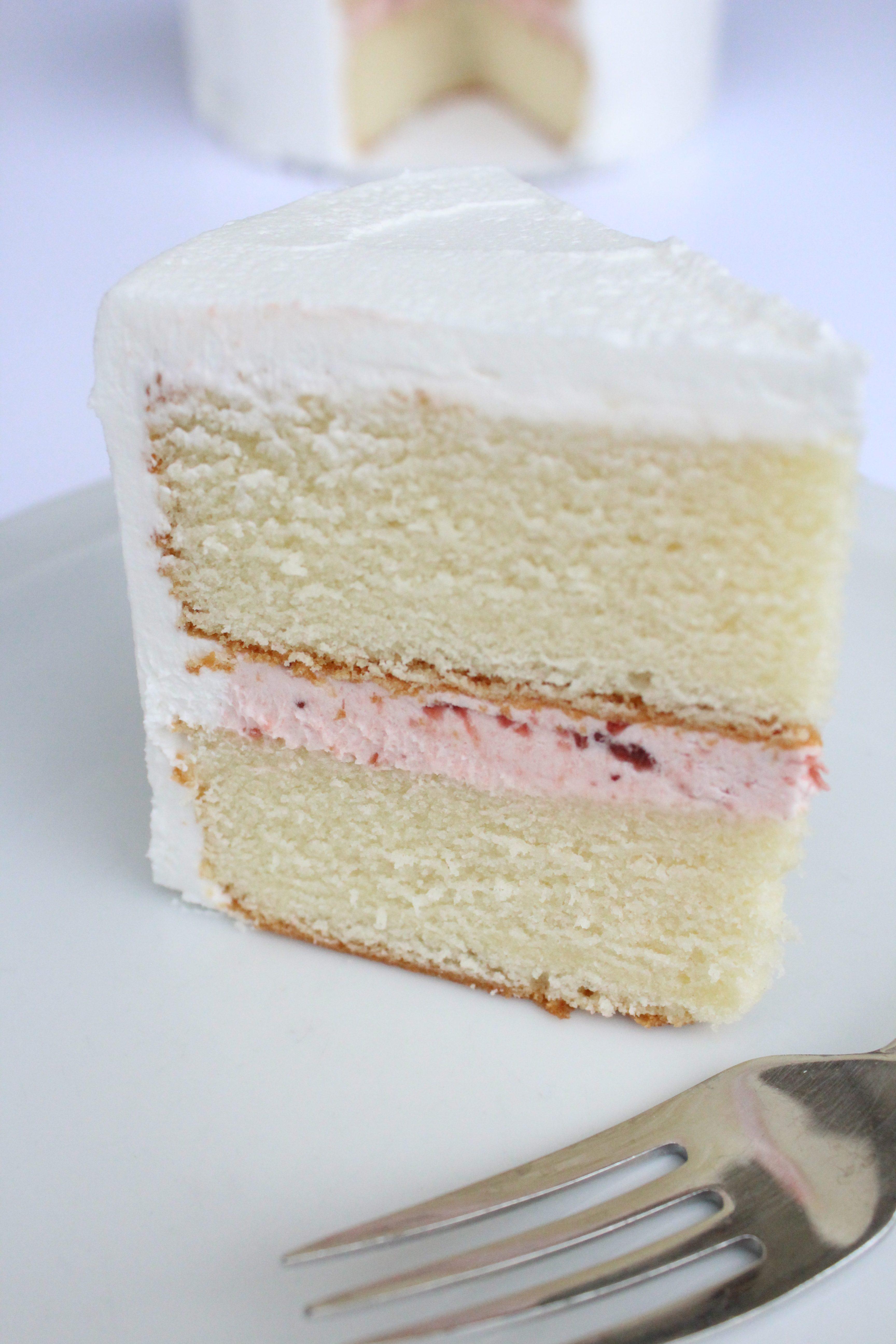 Not So Vanilla – Vanilla Cake Tutorial