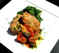 Italian Meatloaf with Porcini, Basil & Tomatoes