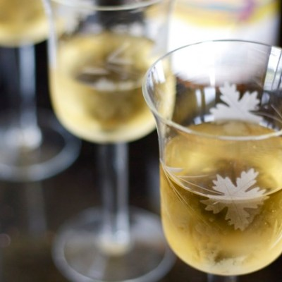 Thirsty Thursdays:  How to chill wine – fast!