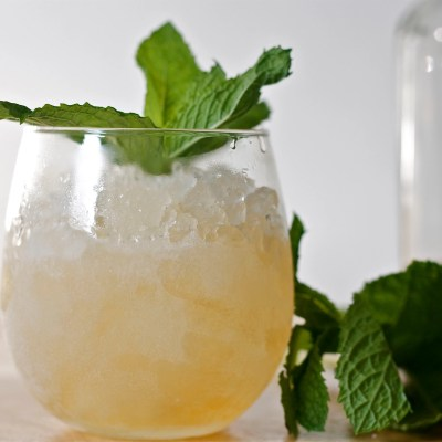 The Kentucky Derby, the original mint julep recipe and the why