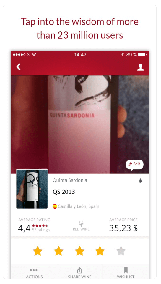 Wine apps - 7 wine apps every wine enthusiast should be using in 2019. 3
