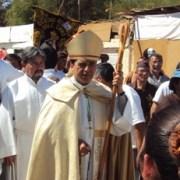 Llamado a unidad para superar crisis estudiantil, hizo Obispo de Iquique
