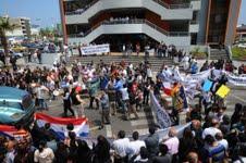 """Para Zofri S.A. """"grupo minoritario de empresarios"""", se sumó a movilizaciones"""