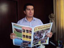 """Lanzan """"El Municipal"""", nuevo informativo gratuito en la comuna de Huara"""