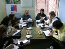 Charlas preventivas para agricultores para enfrentar riegos por lluvias estivales