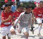 Fútbol + reúne a 240 niños en cierre de temporada 2011 Iquique – Alto Hospicio