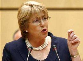 "Michelle Bachelet súper clara: ""Yo no ando con traje de candidata"""
