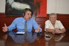 Senador Rossi anuncia ley que regulará el trabajo en área de montaje para la minería