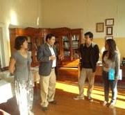 Destacan a tres alumnos de Escuela Artística que lideran ingreso a sus carrreras en la UNAP
