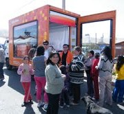 Oficina móvil de Eliqsa atenció casi dos mil consultas en oficina movil