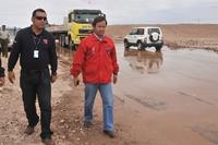 Gobierno de Tarapacá recorrerá localidades afectadas por invierno altiplánico