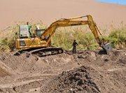Con el apoyo de Collahuasi despejan pozos de regadío en Valle de Quisma