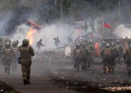 Revise acá, las noticias sobre los sucesos violentos ocurridos en Aysén