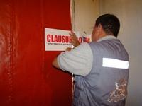Autoridad Sanitaria clausura 2 panaderías del sector norte de Iquique