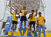 Funcionario de Carabineros ganó  maratón comunal de Alto Hospicio