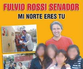Niñas de Hospicio demandan a senador Fulvio Rossi por usar su imagen para campaña