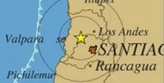 Sismo de 7,2 grados se vivió en zona central del país y Onemi de región del Maule decretó evacuación preventiva
