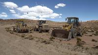 Carabineros de la Tenencia de Ujina recupera 3 vehículos robados en frontera con Bolivia