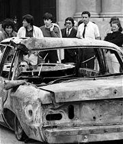 "Testigos de atentado contra Pinochet revelan datos inéditos tras recreación hecha en la TV ""Amar y morir en Chile"""