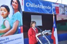 En Pozo Almonte se dio el vamos a programa piloto «Chile Atiendel»