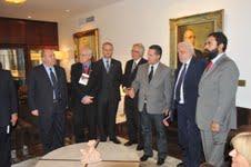 Diputado Hugo Gutiérrez participó en encuentro de Derechos Humanos y justicia en Brasil