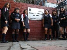 Alcalde Labbé desafía fallo judicial y respalda no incorporación de alumnas expulsadas