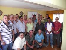 Diputada Isasi se reúne con dirigentes pesqueros para analizar nueva Ley de Pesca